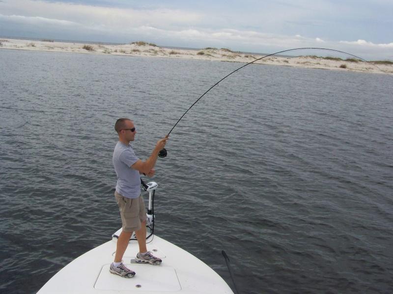 9 22 11 usmc fly fishing seminar perdido key gulf for Perdido key fishing