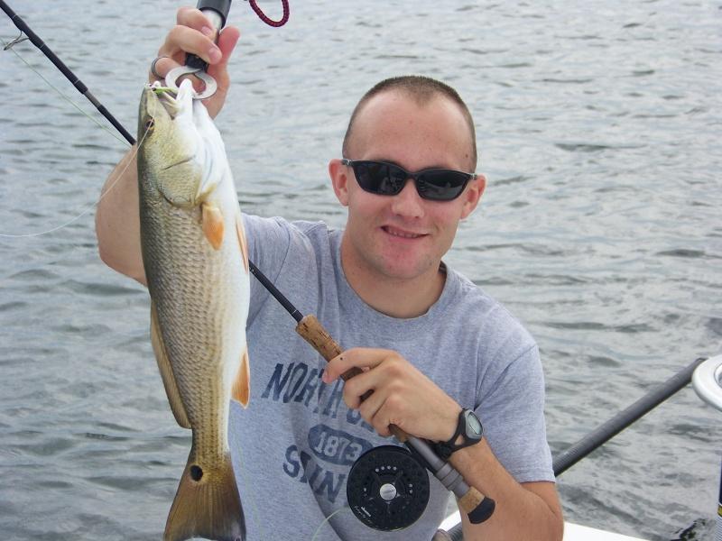 9 22 11 usmc fly fishing seminar perdido key gulf for Trout fishing in alabama